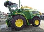 Feldhäcksler des Typs John Deere 8500 in Schirradorf