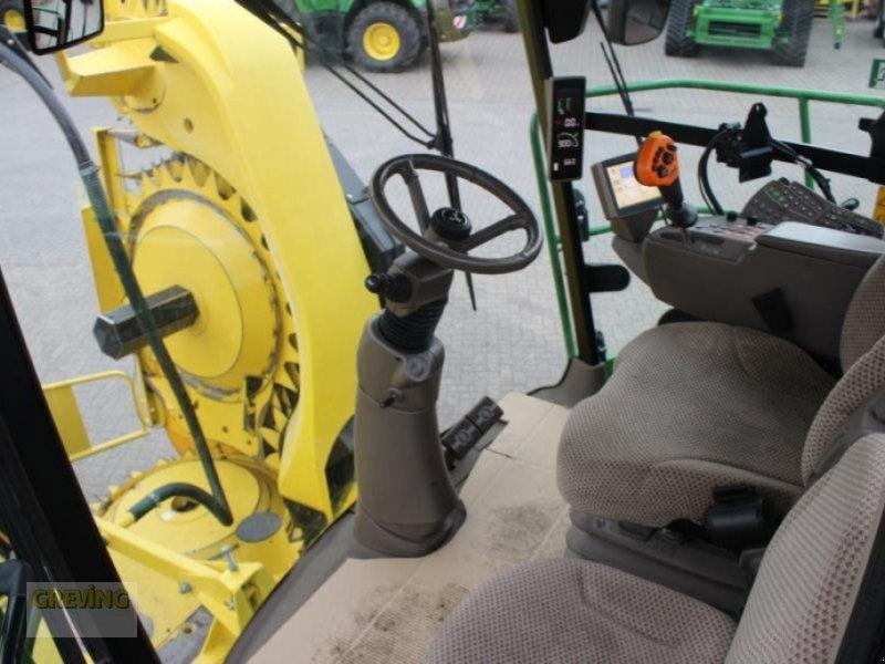 Feldhäcksler des Typs John Deere 8700i, Gebrauchtmaschine in Ahaus (Bild 23)