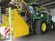 Feldhäcksler des Typs John Deere 9600, Neumaschine in Bad Wildungen-Wega