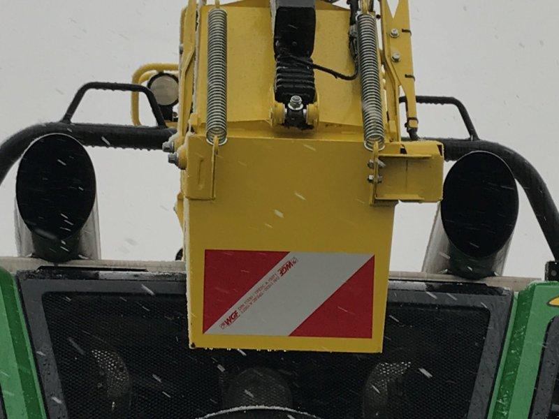 Feldhäcksler typu John Deere 9700, Gebrauchtmaschine v Ravensburg (Obrázok 8)