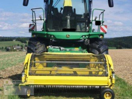 Feldhäcksler des Typs John Deere 9700, Gebrauchtmaschine in Kanzach (Bild 3)