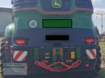 Feldhäcksler des Typs John Deere 9700, Gebrauchtmaschine in Kanzach (Bild 4)