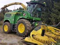 John Deere SPFH8600 KEMPER MIT STALKBUSTER Forage harvester