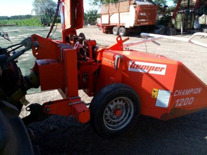 Feldhäcksler des Typs Kemper Champion 1200, Gebrauchtmaschine in Wegierki (Bild 1)