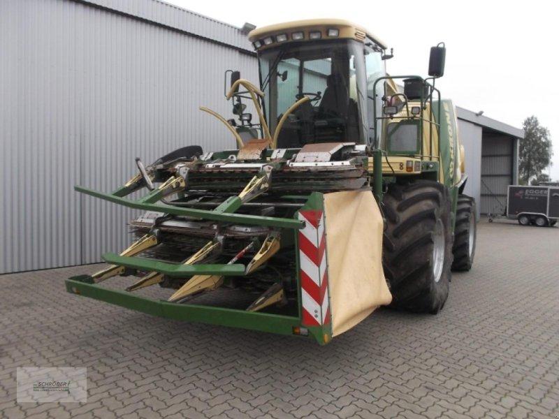 Feldhäcksler des Typs Krone BIG X 1000, Gebrauchtmaschine in Ahlerstedt (Bild 1)