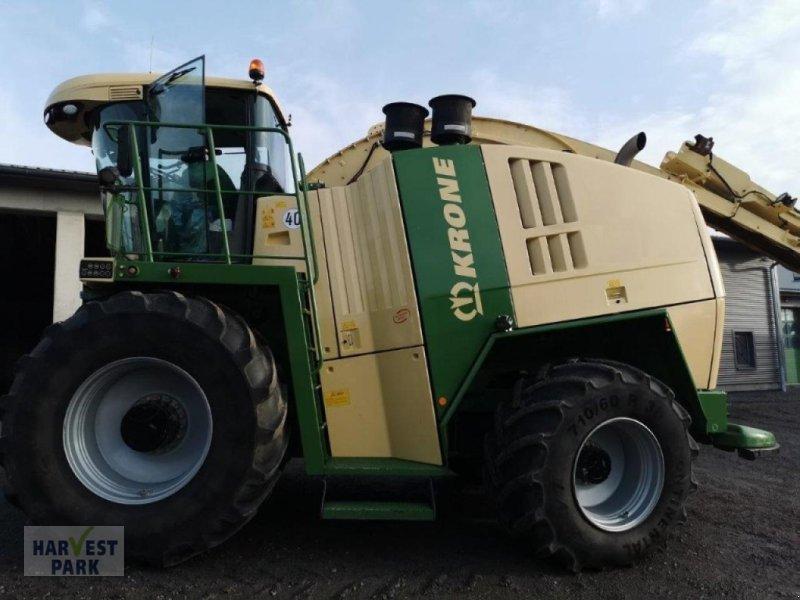 Feldhäcksler tip Krone Big X 1100, Gebrauchtmaschine in Emsbüren (Poză 1)
