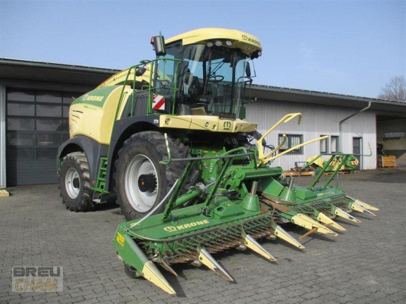 Feldhäcksler des Typs Krone Big X 480, Gebrauchtmaschine in Cham (Bild 1)