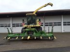 Feldhäcksler des Typs Krone Big X 500 in Burgwindheim