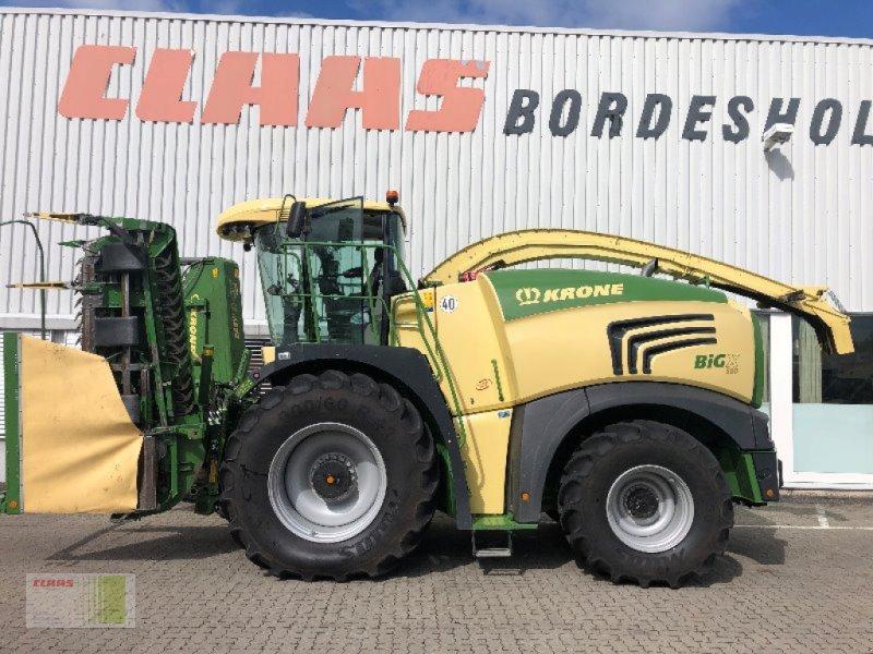 Feldhäcksler des Typs Krone BIG X 580, Gebrauchtmaschine in Bordesholm (Bild 1)