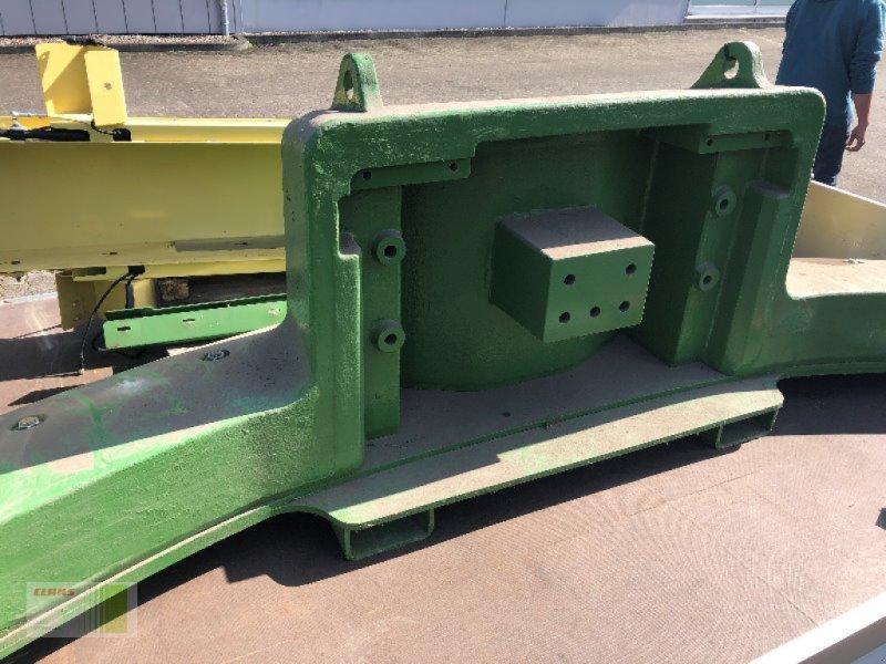 Feldhäcksler des Typs Krone BIG X 580, Gebrauchtmaschine in Bordesholm (Bild 6)