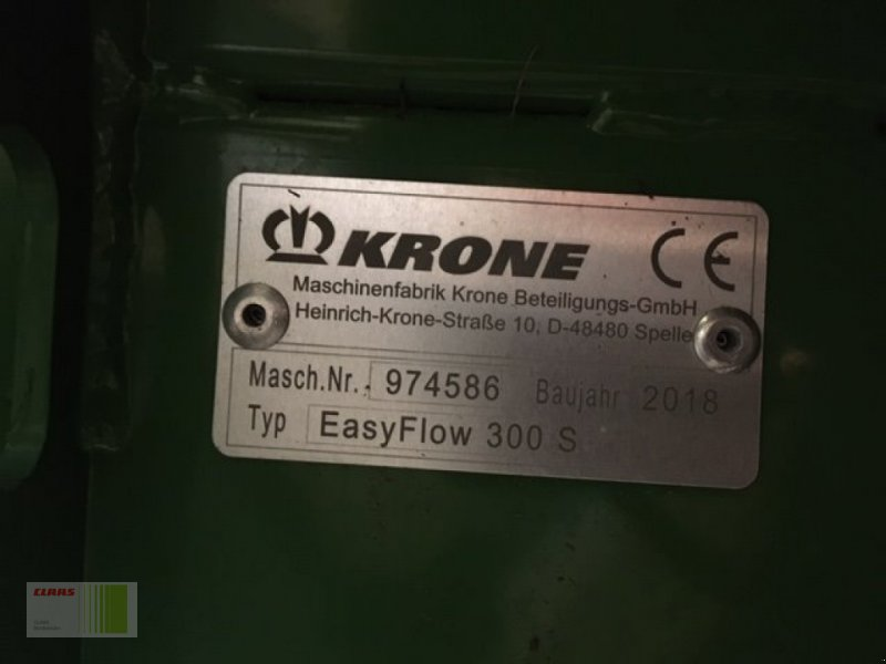 Feldhäcksler des Typs Krone BIG X 580, Gebrauchtmaschine in Bordesholm (Bild 16)