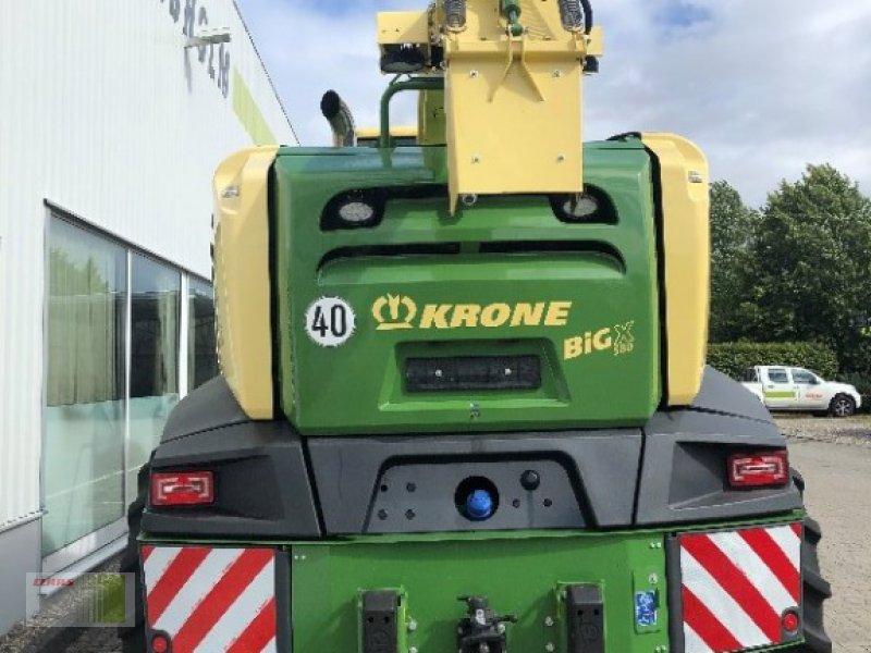 Feldhäcksler des Typs Krone BIG X 580, Gebrauchtmaschine in Bordesholm (Bild 14)