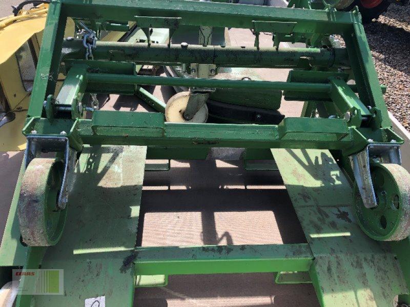 Feldhäcksler des Typs Krone BIG X 580, Gebrauchtmaschine in Bordesholm (Bild 7)