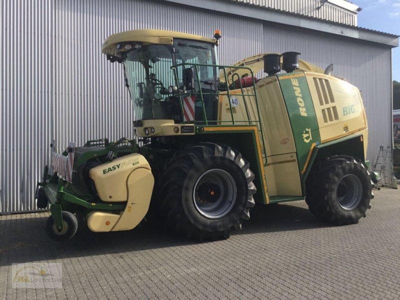 Feldhäcksler des Typs Krone Big X 600, Gebrauchtmaschine in Pfreimd (Bild 1)