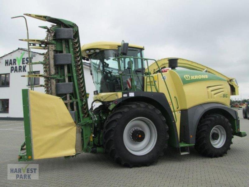 Feldhäcksler типа Krone Big X 630, Gebrauchtmaschine в Emsbüren (Фотография 1)