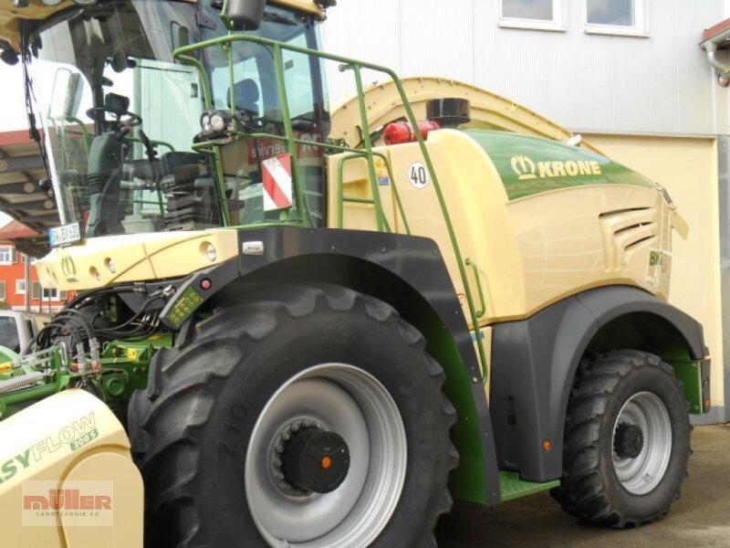 Feldhäcksler des Typs Krone Big X 630, Gebrauchtmaschine in Holzhausen (Bild 2)