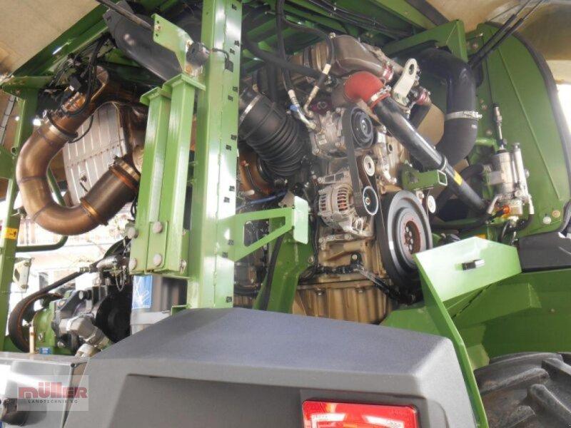Feldhäcksler des Typs Krone Big X 630, Gebrauchtmaschine in Holzhausen (Bild 3)