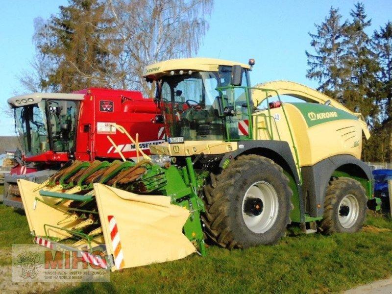 Feldhäcksler des Typs Krone BIG X 630, Neumaschine in Dummerstorf OT Petschow (Bild 1)