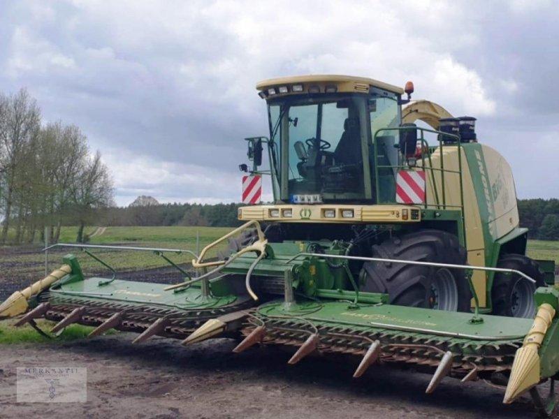 Feldhäcksler des Typs Krone BIG X 650 4x4, Gebrauchtmaschine in Pragsdorf (Bild 1)