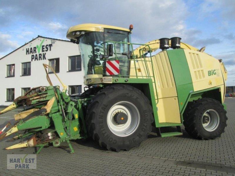 Feldhäcksler des Typs Krone Big X 700, Gebrauchtmaschine in Emsbüren (Bild 1)
