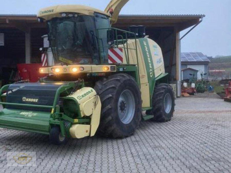 Feldhäcksler typu Krone Big X 700, Gebrauchtmaschine w Mühlhausen-Görmar (Zdjęcie 1)