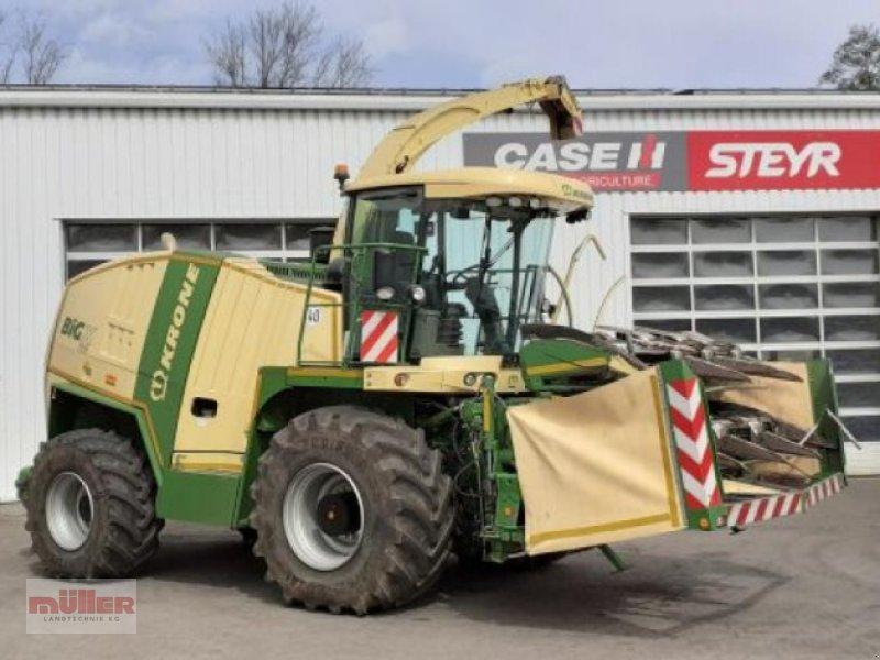 Feldhäcksler des Typs Krone Big X 700, Gebrauchtmaschine in Holzhausen (Bild 1)