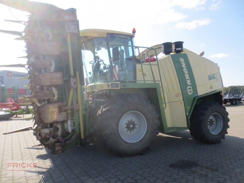Feldhäcksler des Typs Krone Big X 700, Gebrauchtmaschine in Bockel - Gyhum (Bild 1)