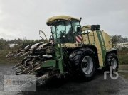 Krone BIG X 850 Кормоуборочные комбайны
