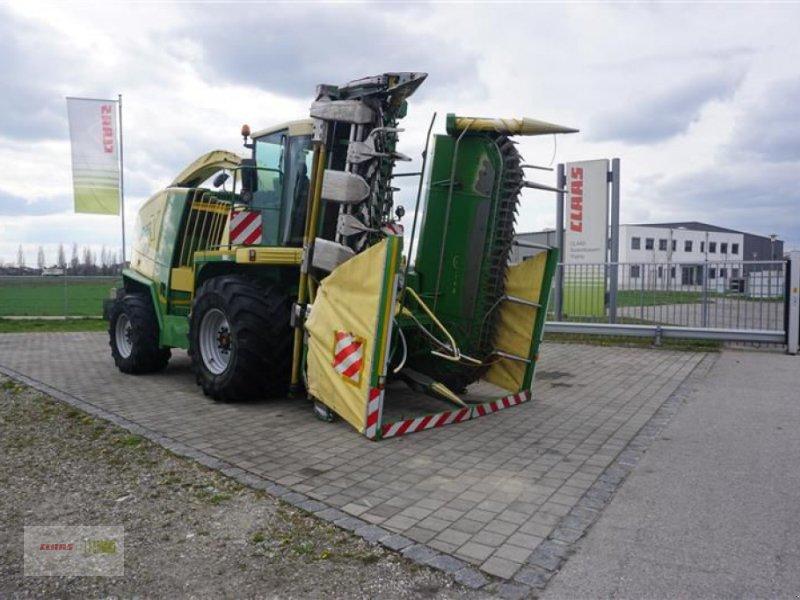 Feldhäcksler des Typs Krone BIG X V8 Maisgebiss PickUp, Gebrauchtmaschine in Töging am Inn (Bild 1)