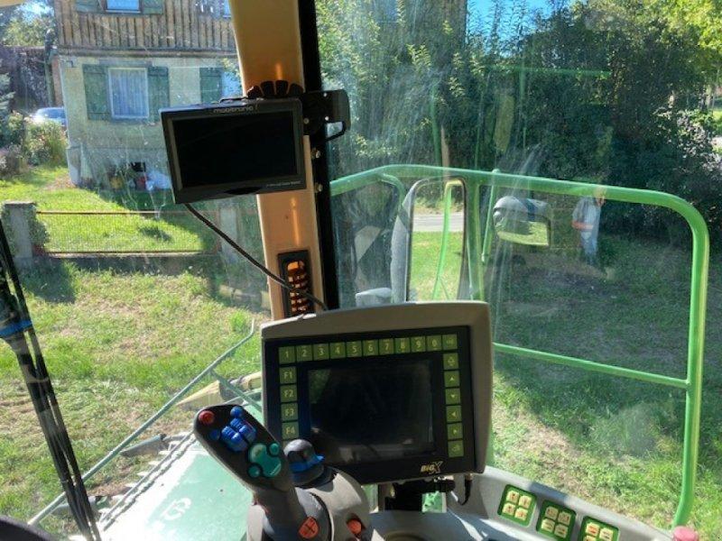 Feldhäcksler des Typs Krone Big X, Gebrauchtmaschine in Ostrach (Bild 15)