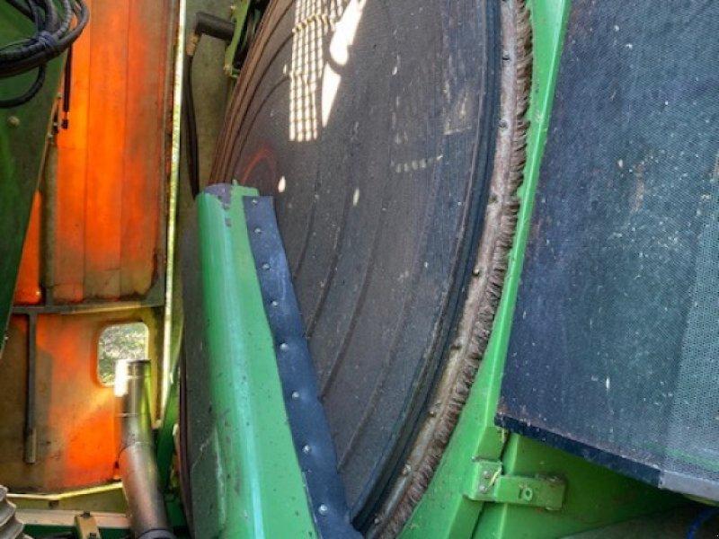 Feldhäcksler des Typs Krone Big X, Gebrauchtmaschine in Ostrach (Bild 17)
