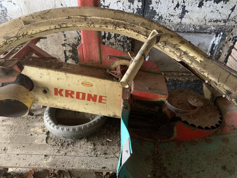 Feldhäcksler типа Krone M C, Gebrauchtmaschine в Kirchdorf im Wald (Фотография 1)