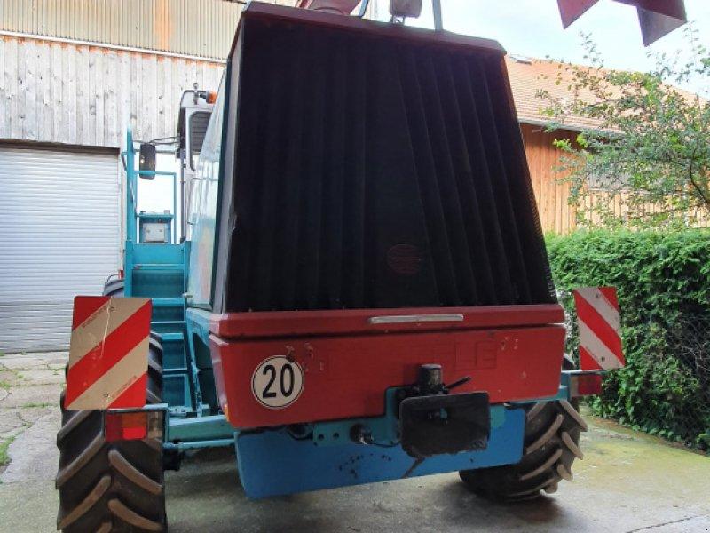 Feldhäcksler des Typs Mengele Mammut 6800, Gebrauchtmaschine in Cham (Bild 5)