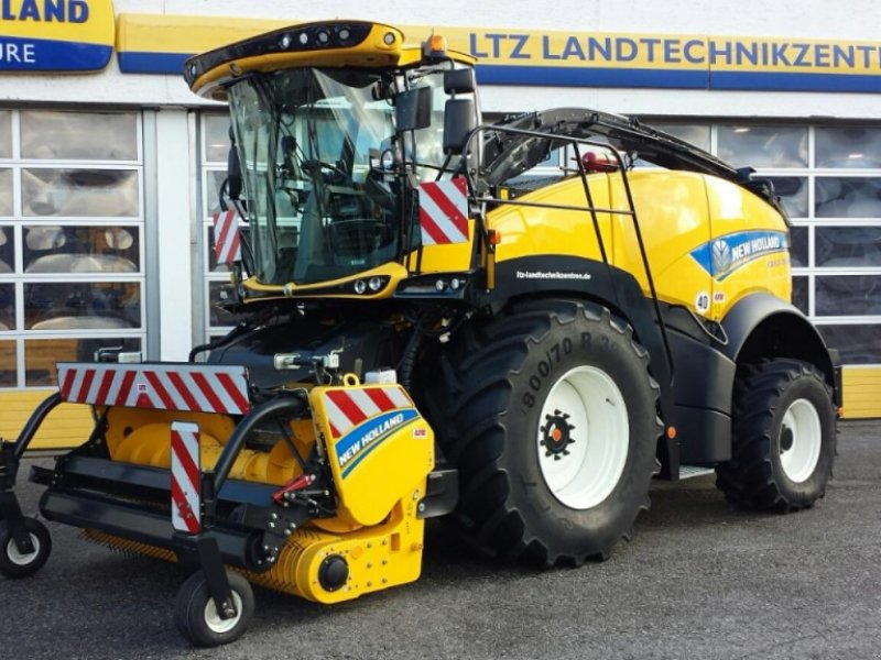 Feldhäcksler типа New Holland FR 480 ST5, Neumaschine в Ampfing (Фотография 1)