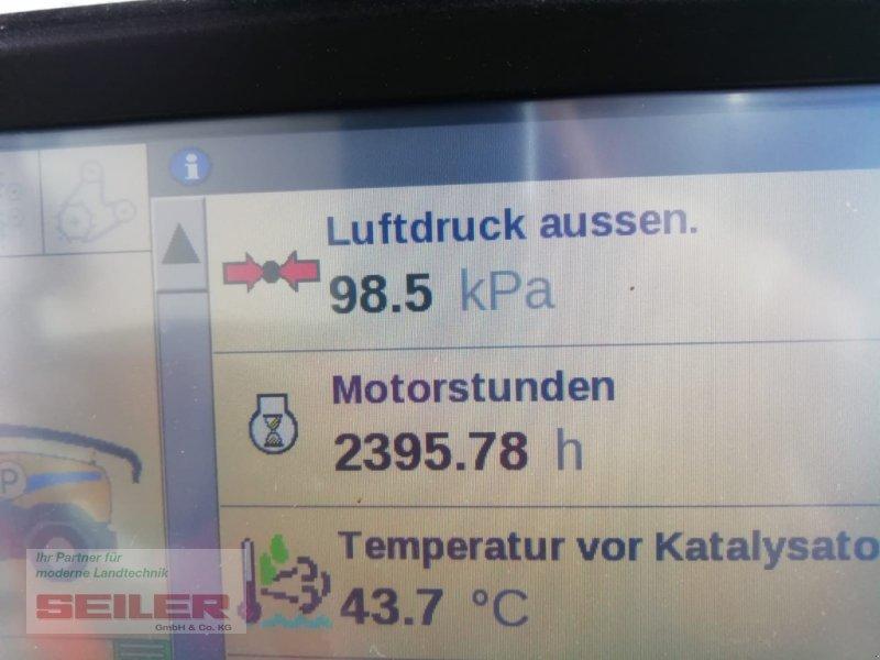 Feldhäcksler des Typs New Holland FR 500, Gebrauchtmaschine in Burghaslach (Bild 13)