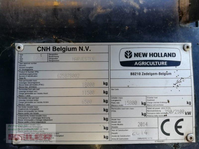 Feldhäcksler des Typs New Holland FR 500, Gebrauchtmaschine in Burghaslach (Bild 15)