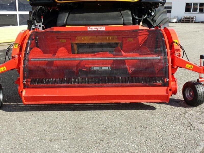 Feldhäcksler des Typs New Holland FR 550 T4B, Neumaschine in Ampfing (Bild 3)