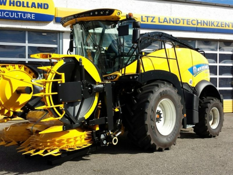 Feldhäcksler типа New Holland FR 550 T4B, Neumaschine в Ampfing (Фотография 1)