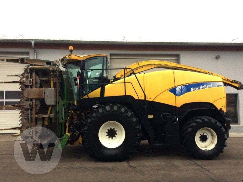 Bild New Holland FR 9050