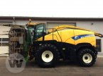 Feldhäcksler des Typs New Holland FR 9050 in Dedelow