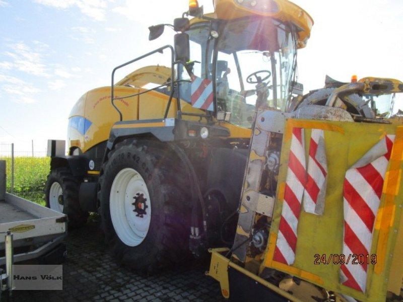 Feldhäcksler des Typs New Holland FR 9060, Gebrauchtmaschine in Soyen (Bild 10)
