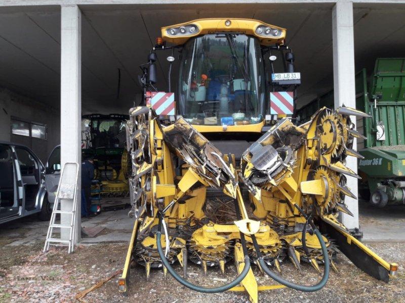 Feldhäcksler des Typs New Holland FR 9060, Gebrauchtmaschine in Soyen (Bild 1)