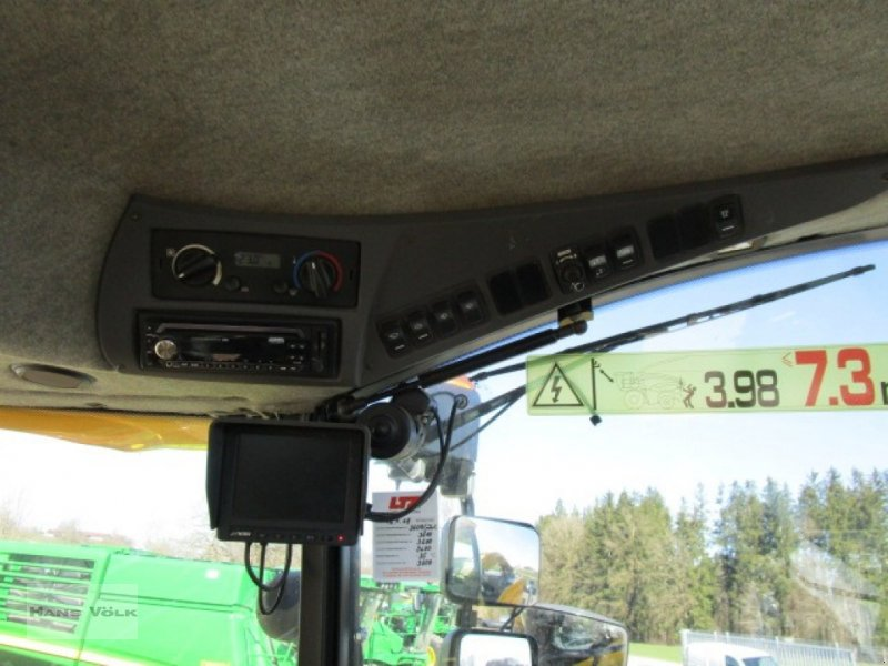 Feldhäcksler des Typs New Holland FR 9060, Gebrauchtmaschine in Soyen (Bild 11)