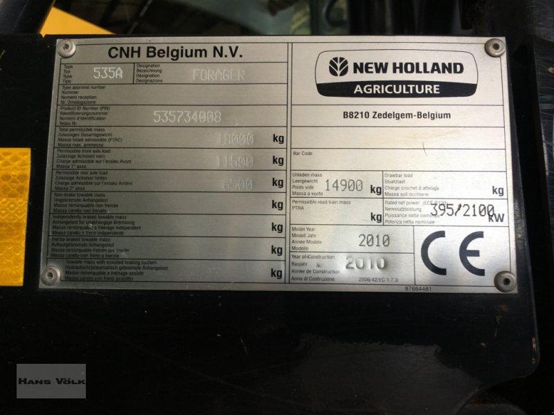 Feldhäcksler des Typs New Holland FR 9060, Gebrauchtmaschine in Eggenfelden (Bild 15)