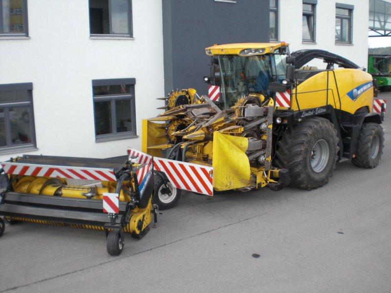 Feldhäcksler des Typs New Holland FR 9080 (Special Discount), Gebrauchtmaschine in Hamburg (Bild 5)