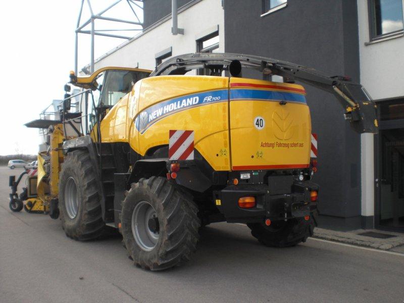 Feldhäcksler des Typs New Holland FR 9080 (Special Discount), Gebrauchtmaschine in Hamburg (Bild 7)