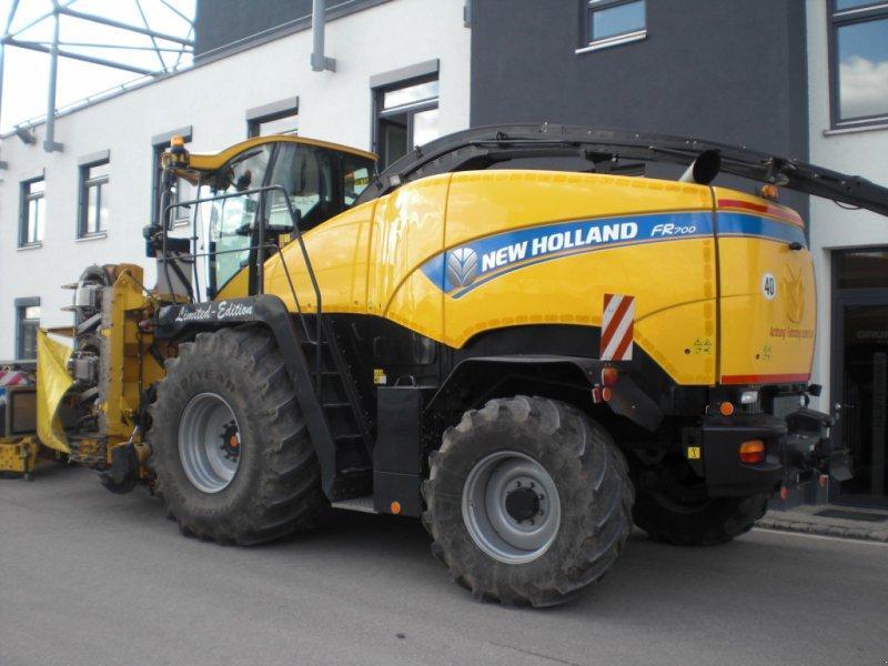 Feldhäcksler des Typs New Holland FR 9080 (Special Discount), Gebrauchtmaschine in Hamburg (Bild 8)