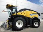 Feldhäcksler des Typs New Holland FR650 in Bösel