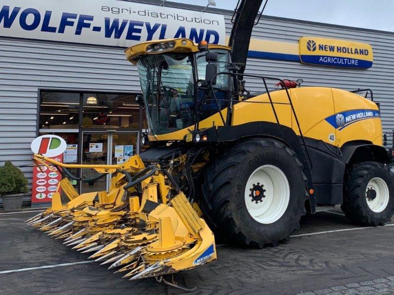 Feldhäcksler tip New Holland FR700, Gebrauchtmaschine in Noerdange (Poză 1)