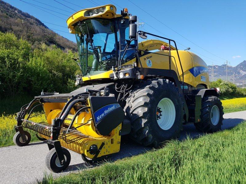 Feldhäcksler des Typs New Holland FR9050 Erntemaschine, Gebrauchtmaschine in Chur (Bild 1)